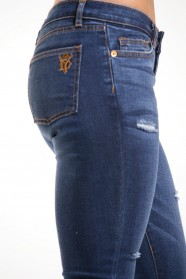 'Linda' Distressed Ultra Skinny Jean
